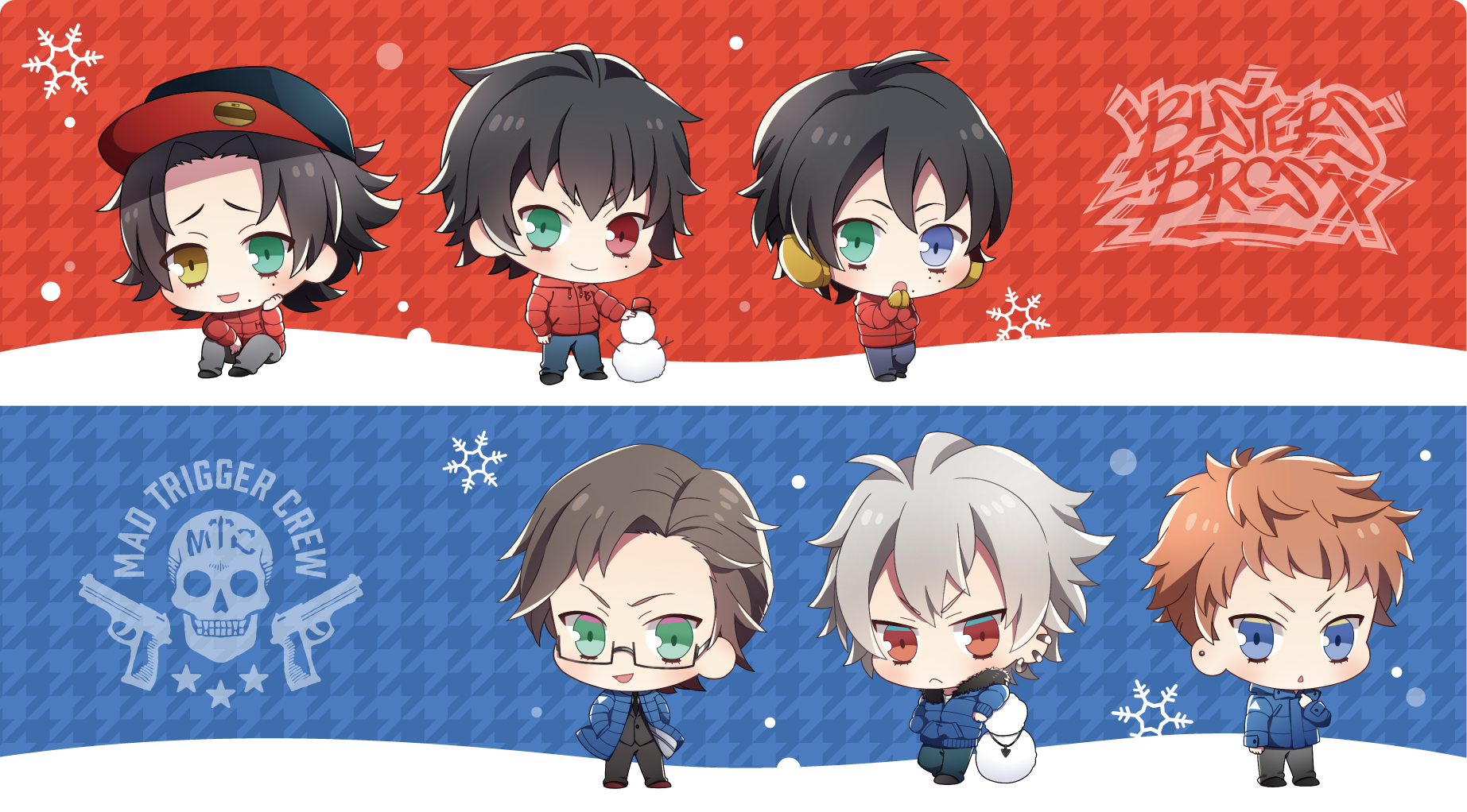 HYPNOSIS MICROPHONE SNOW FES 2020